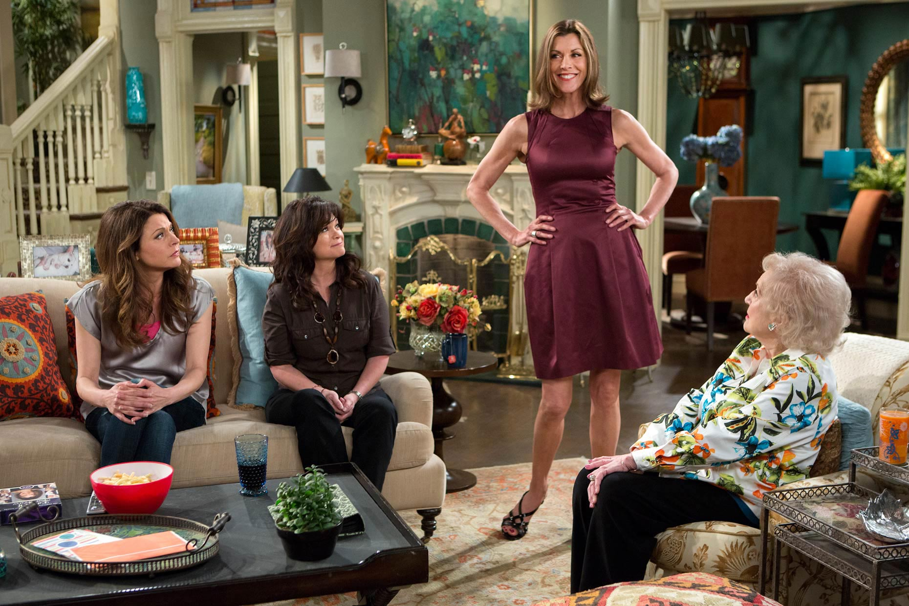 Hot In Cleveland EP-324